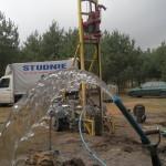 studnie wiercone